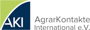 AgrarKontakte International (AKI) e.V.-Logo