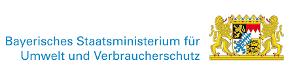 Bayerisches Staatsministerium für Umwelt und Verbraucherschutz (StMUV)-Logo