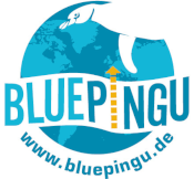 Bluepingu e.V.-Logo