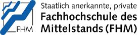 Fachhochschule des Mittelstands (FHM) Campus Pulheim-Logo
