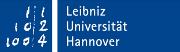 Gottfried Wilhelm Leibniz Universität Hannover-Logo