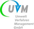 U∙V∙M GmbH-Logo
